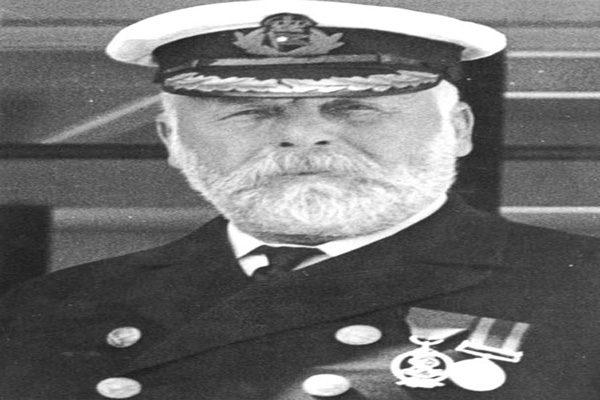 """""""泰坦尼克""""号船长史密斯"""