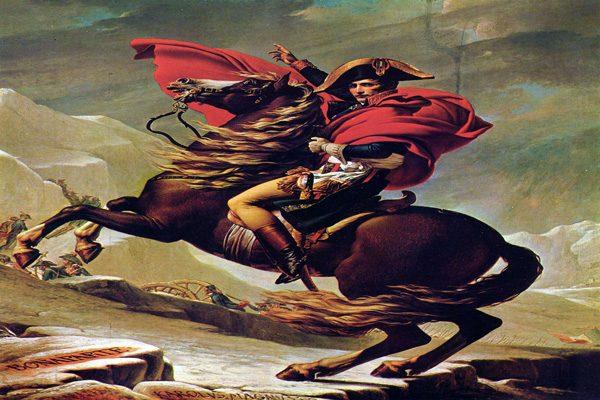 拿破崙改寫命運、改變世界歷史進程的一次神秘體驗