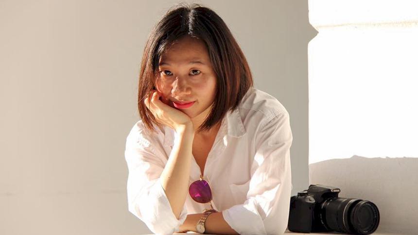 報導香港反送中被控尋釁滋事 中國女記者黃雪琴交保候傳
