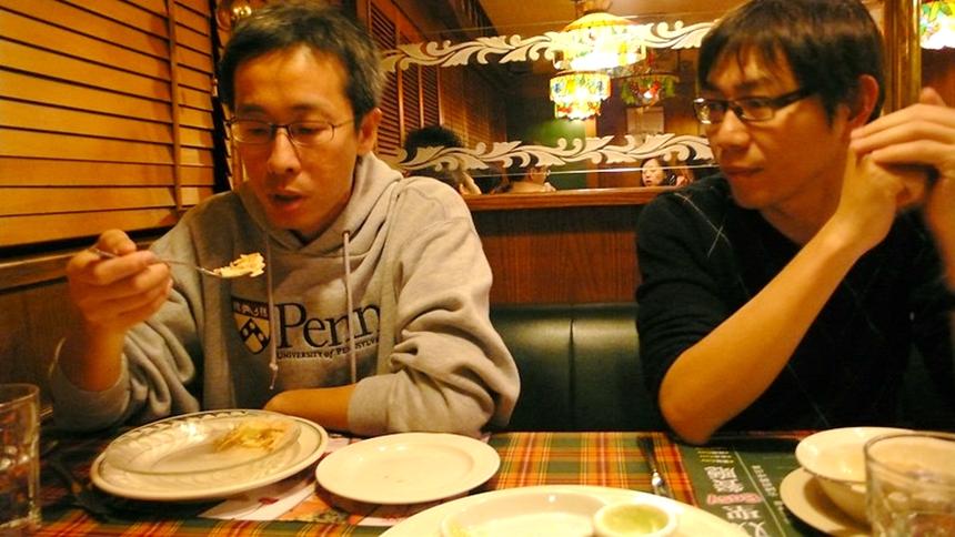 吃饭  (图片: 准建筑人手札网站 Forgemind ArchiMedia/ Flickr,CC BY 2.0 )