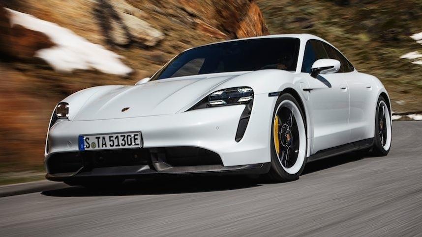 最值得期待的6款- 2020豪华四驱电动车 (图片:Porsche )