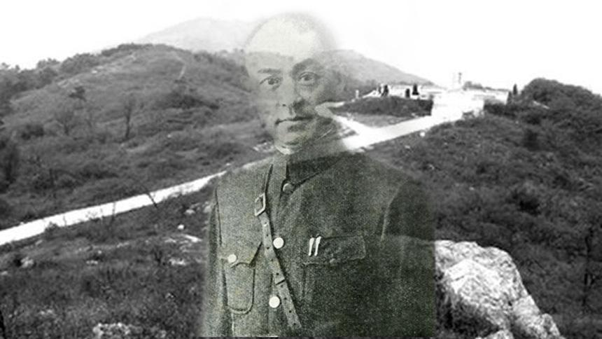 抗战阵亡军阶最高的国军将领  日军膜拜并厚葬