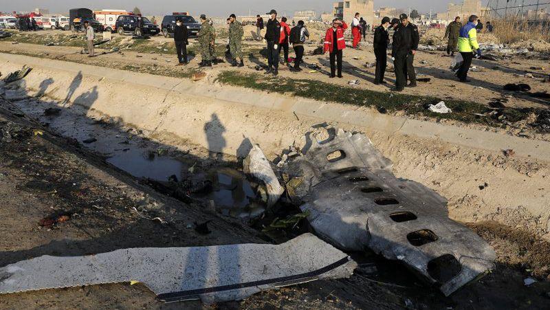 伊朗称将对乌航坠机涉事人员进行司法审判 乌总统:必须全面、公开