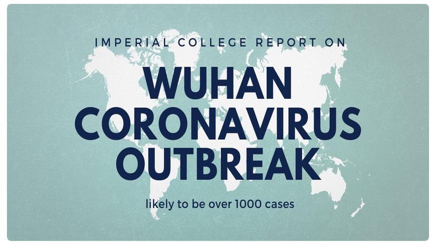 英专家:感染新冠状病毒高达1700人