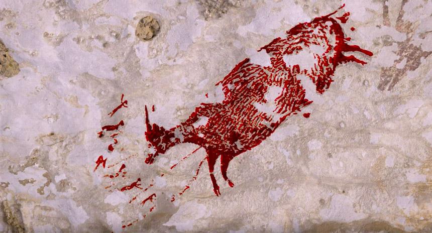 最早的洞穴壁画被发现 4万4千年前就有人类吗?