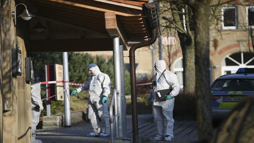 德国滨湖罗特发生枪杀案六死二伤 嫌犯落网