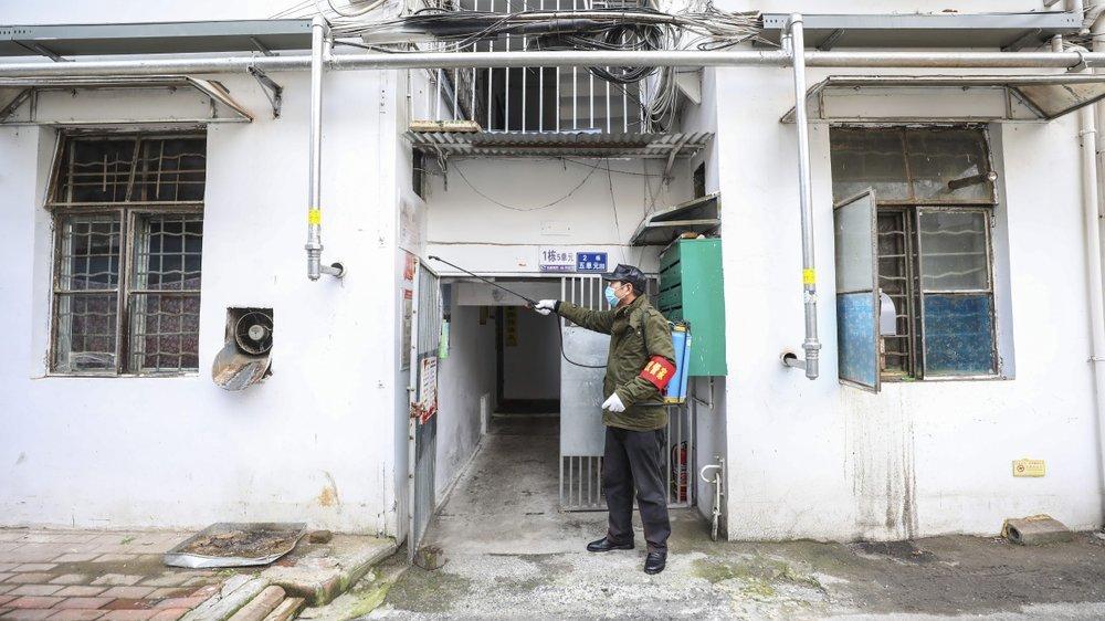 美官员:中共拒绝美国派团赴华支援 对抗武汉肺炎