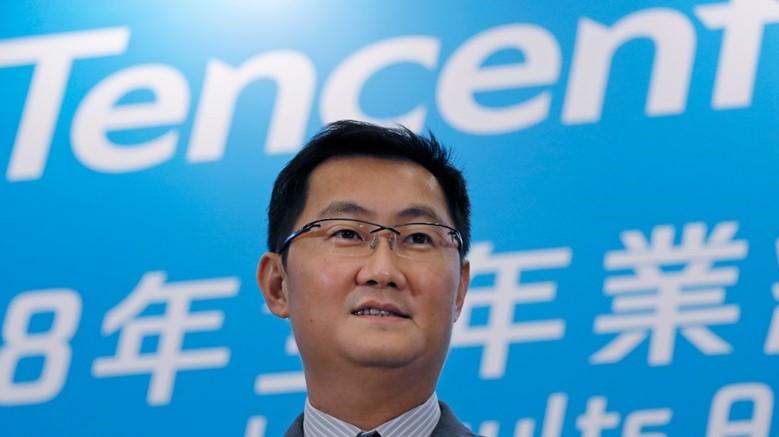 马化腾卸任财付通董事长 腾讯自称:正常调整