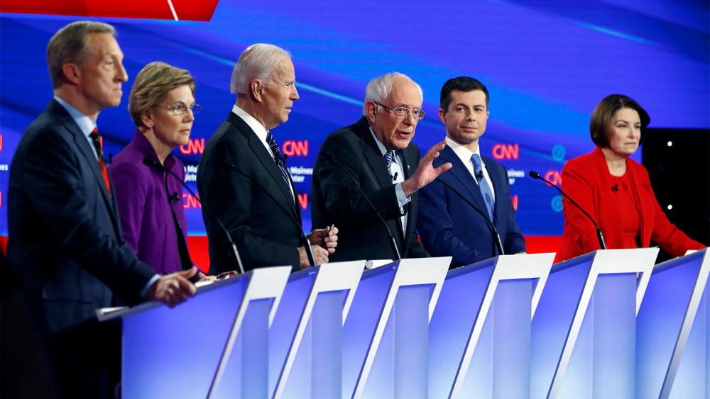 美国安专家:哪个民主党参选人能做好美军统帅呢?