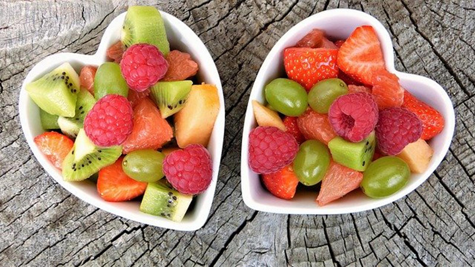 水果沙拉(图:pixabay/silviarita)