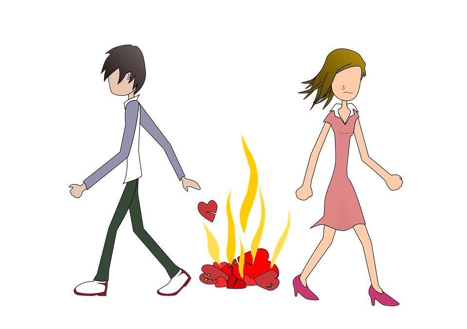 离婚(图片:Pixabay)