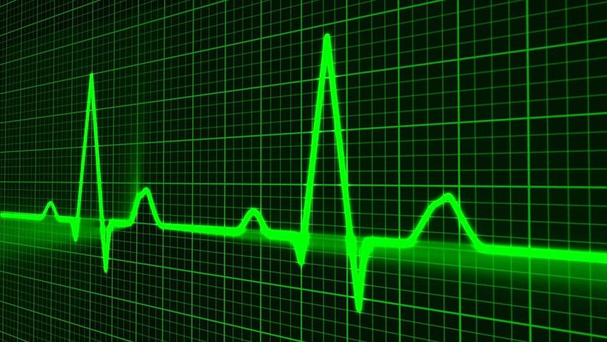 心率、心跳(圖片: pixabay)