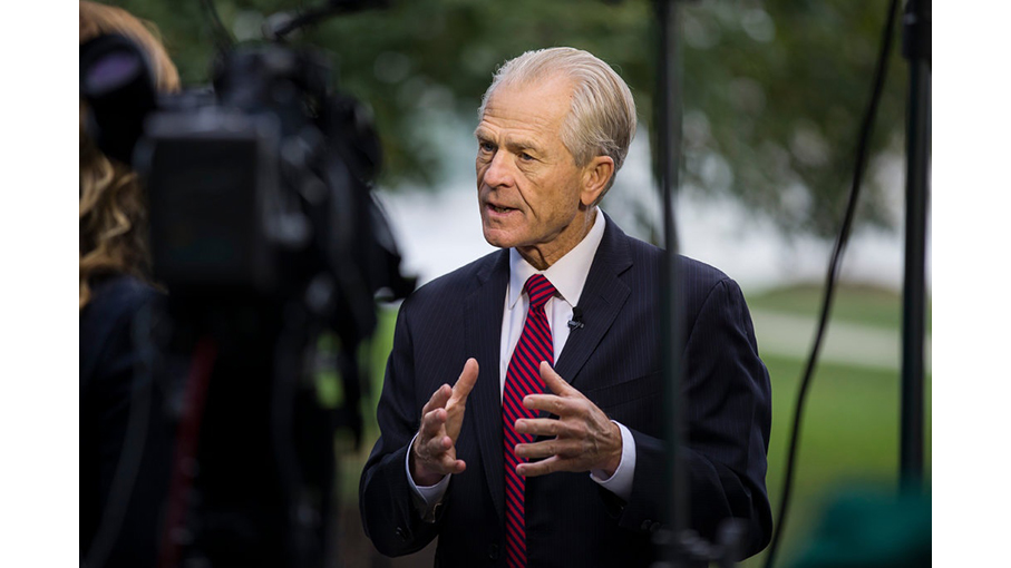 Peter Navarro-Adviser to Trump - (AP-Alex Brandon)
