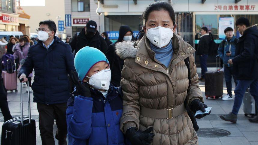 武汉肺炎与感冒 关键这两点差异
