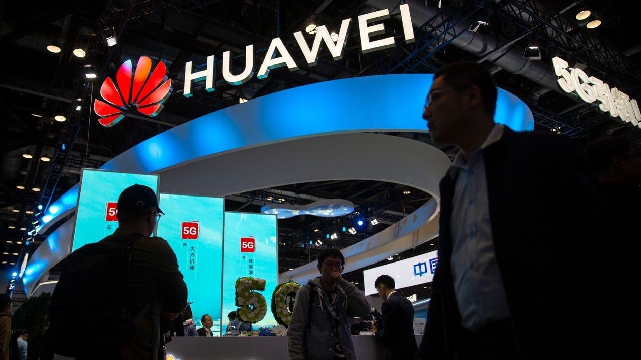 美国司法部2月13日宣布指控华为及其子公司敲诈勒索和串谋窃取商业机密。(AP photo)