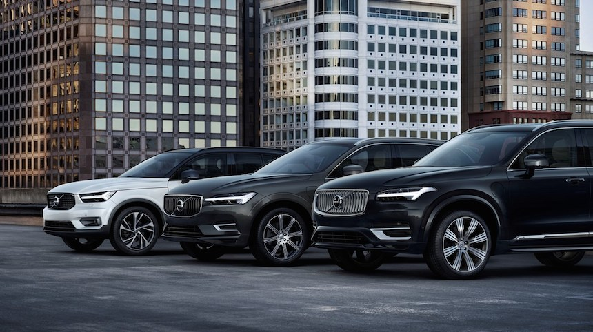 2020全美最物美价廉的三款SUV (图片: Volvo Cars via AP)
