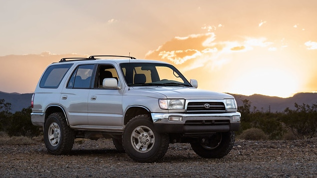 最佳二手SUV:丰田 4Runner (Anthony dela Merced/Flickr)