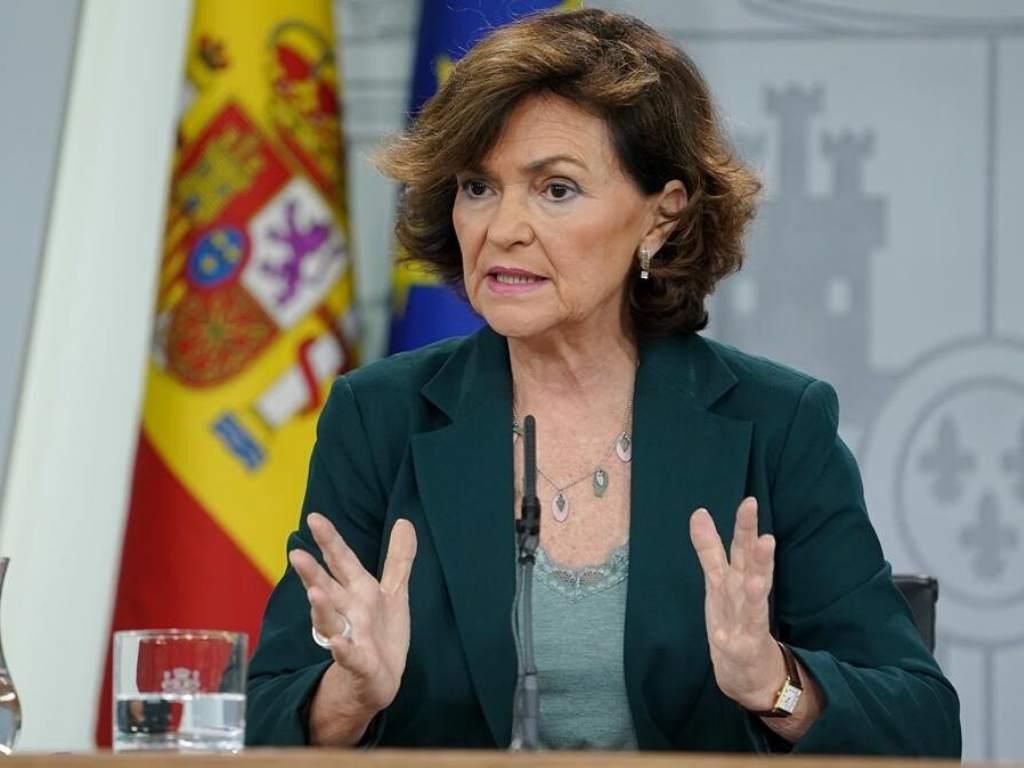 西班牙副總理卡爾沃