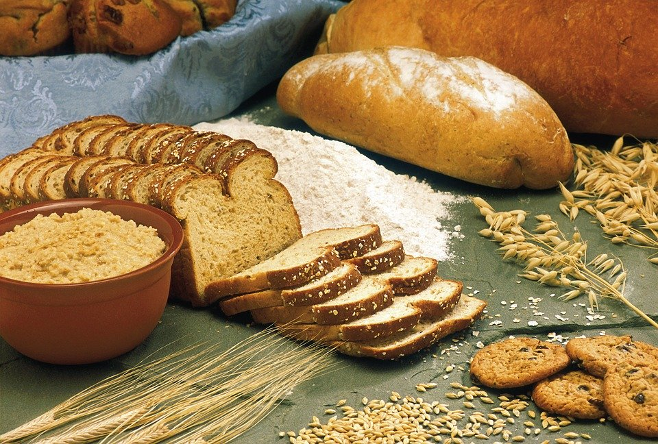 全麥麵包(圖片:pixabay)