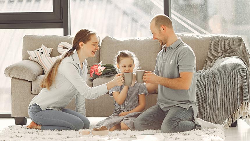 5条技巧帮助困在家里的您与伴侣建立和谐关系。(图片:Pixabay)