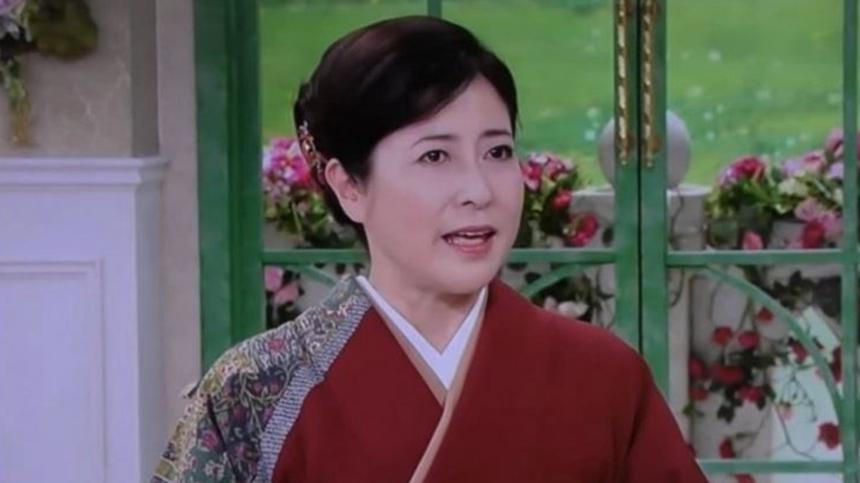 岡江久美子 離婚