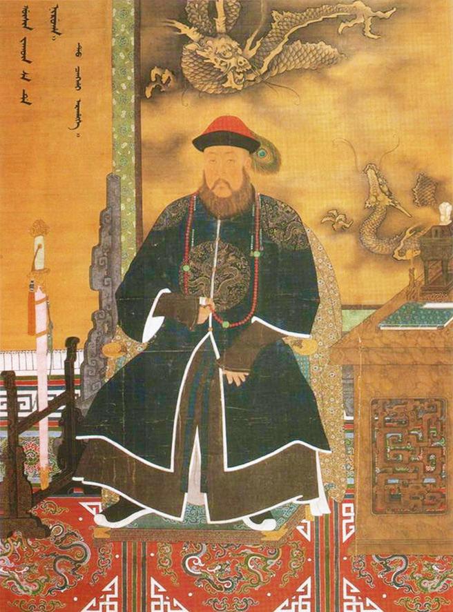 多爾袞做了一輩子的攝政王(圖片:維基)