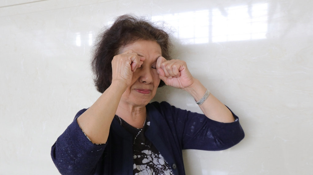 香港大学研究显示,眼睛可能是人类感染中国病毒(武汉肺炎)的重要途径之一。图片为示意图,与本报道无关。(中央社)