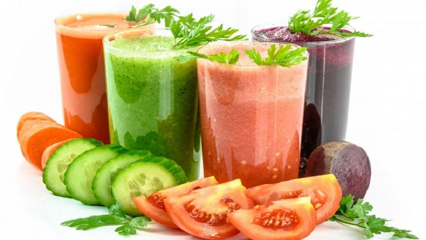 蔬果汁(图片:PxHere)