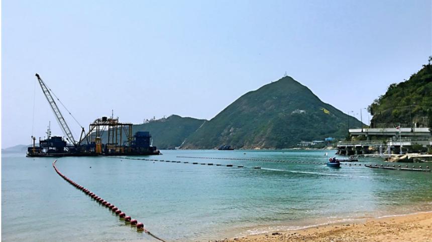海底電纜工程
