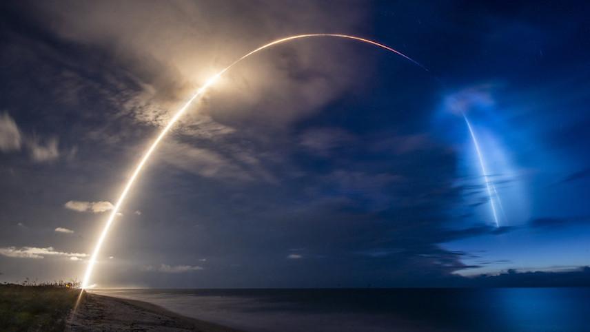 SpaceX的Starlink卫星计划 (SpaceX)