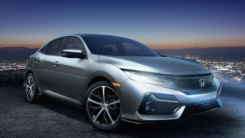 2021 本田思域 Honda Civic (Honda)