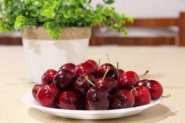 红色食物养心(图片:pixabay)