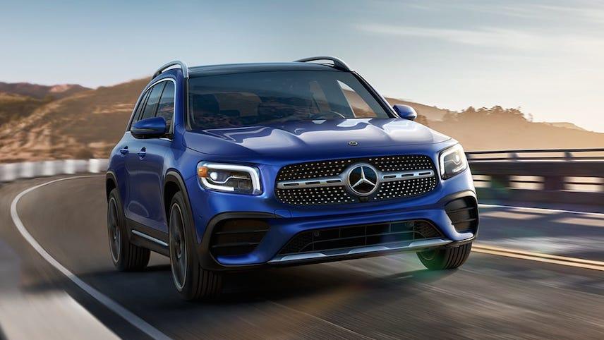 超小型豪华SUV: 2020 奔驰 GLB (Mercedes-Benz)