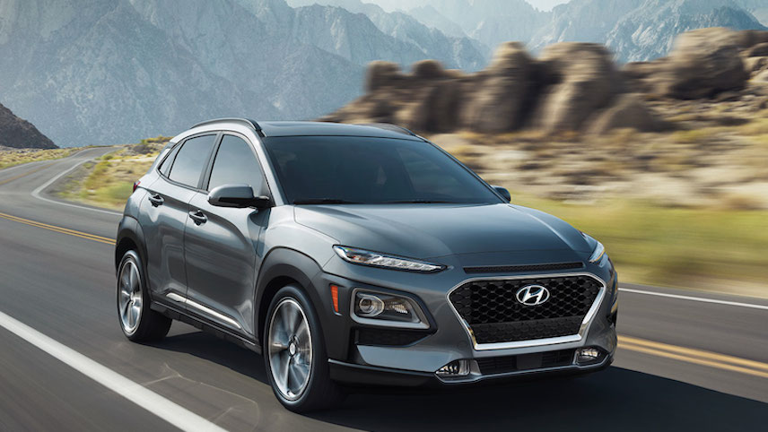 2020 现代纯电车: Hyundai Kona (Hyundai)