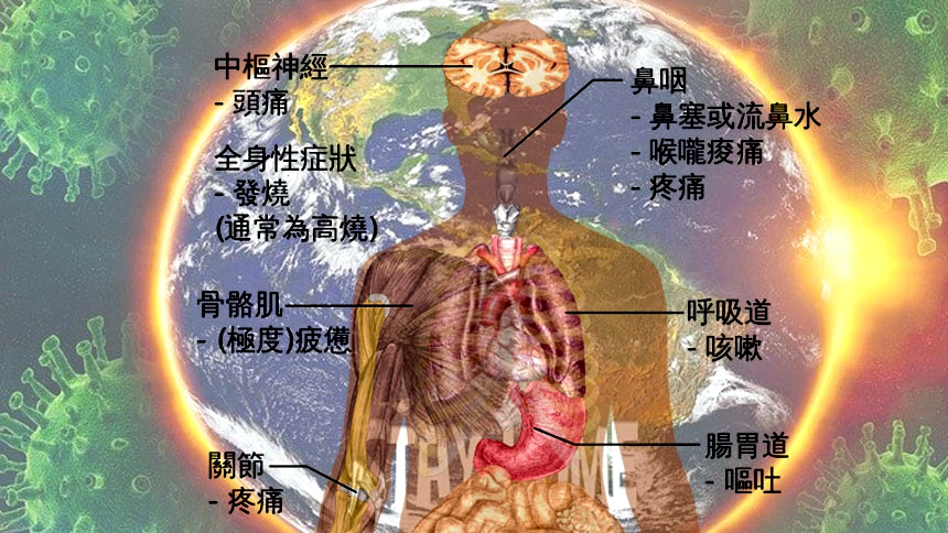 中共病毒突变!研究:传染力提高3~9倍 还会在上呼吸道快速复制   (图片:希望之声合成)