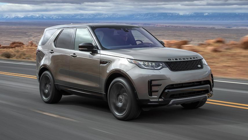 Land Rover Discovery (Land Rover)