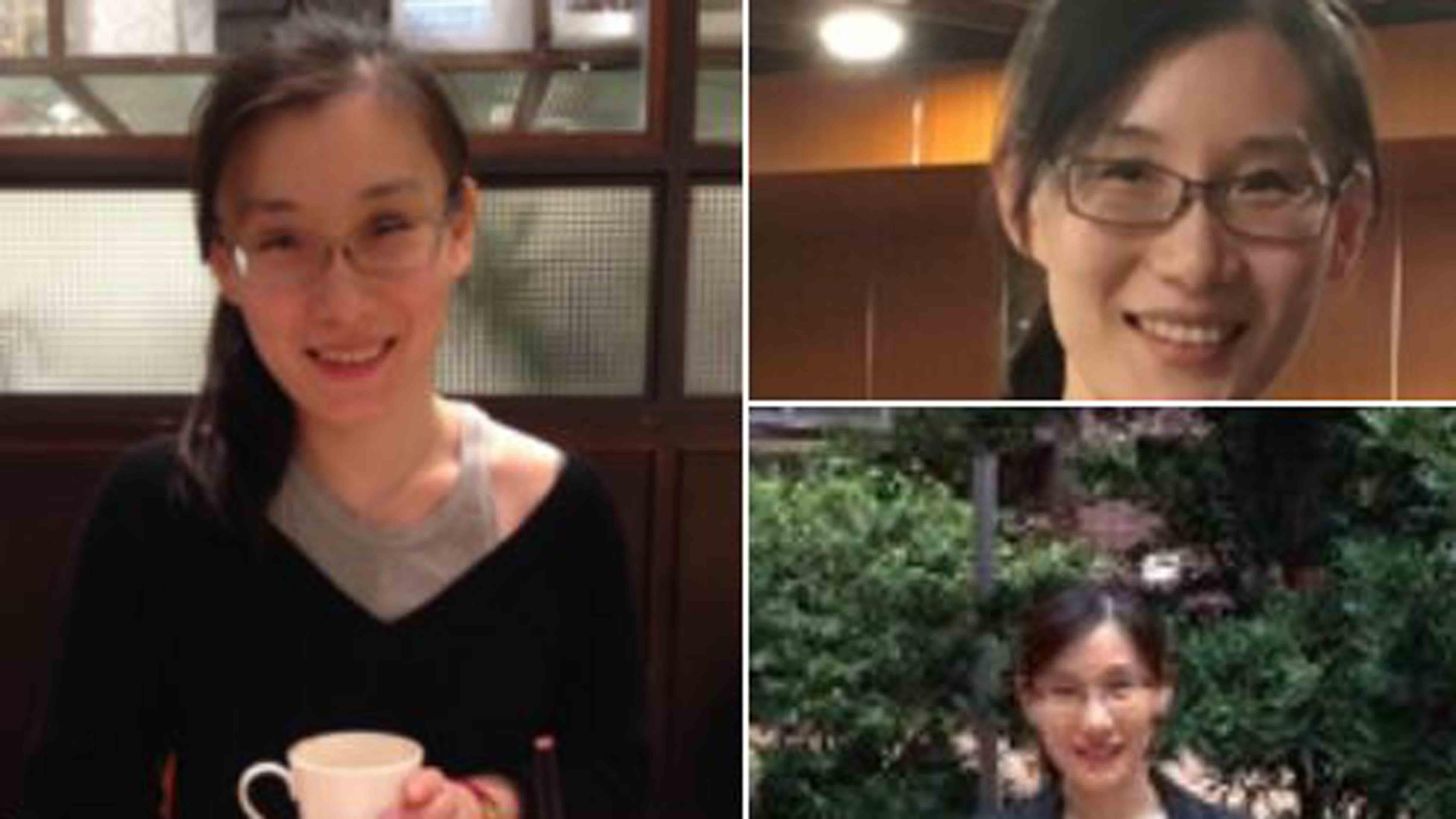 香港大学的一名病毒学女医生阎丽梦(Li-Meng Yan)目前已出逃美国。(网络截图)