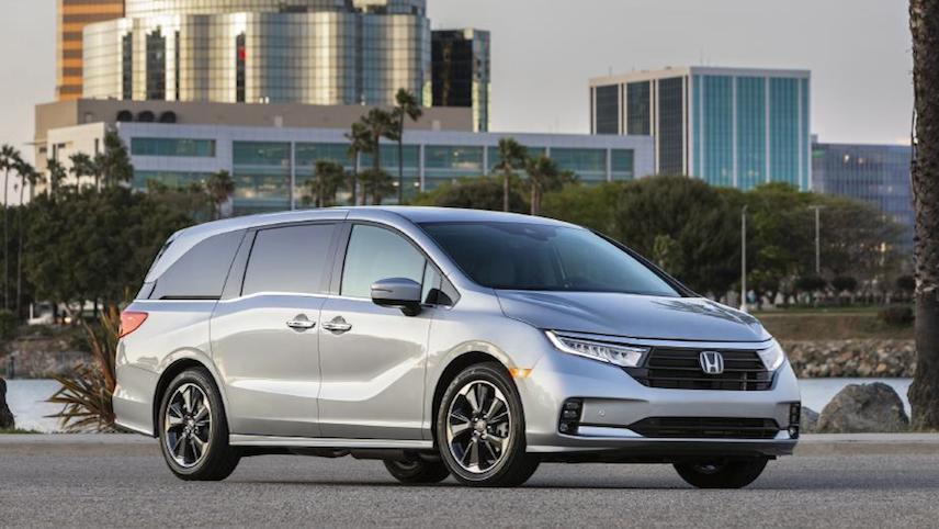 2021 Honda Odyssey (Honda)