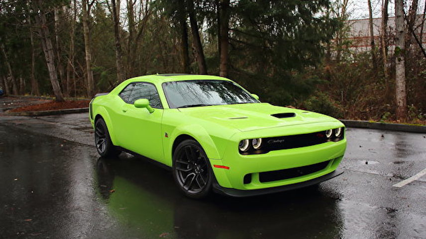 2019 Dodge Challenger R/T Scat Pack Widebody(Ao Li / The Epoch Times)