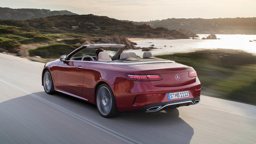 2021 Mercedes-Benz E Class Convertible (Mercedes-Benz)