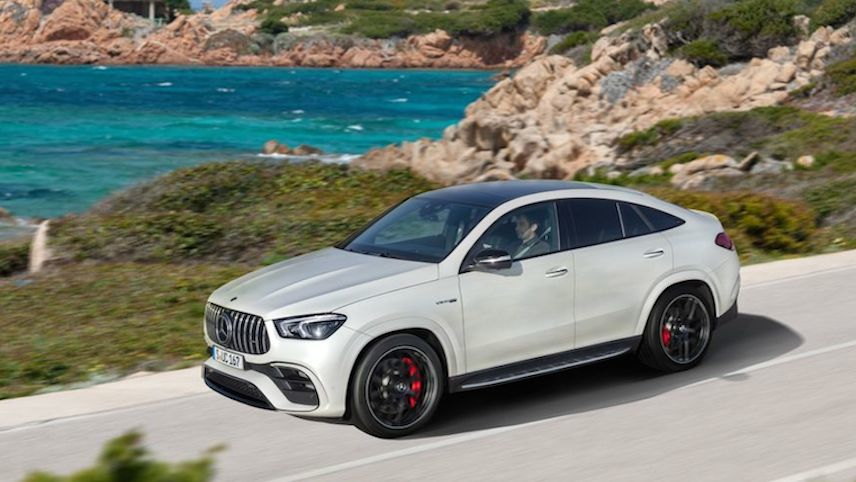 2021 GLE63 S Coupe (Mercedes-Benz)