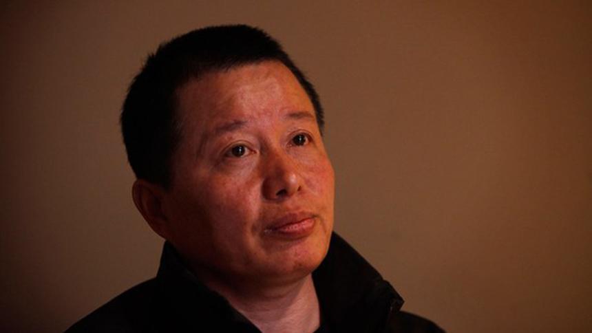 8月13日中国大陆著名维权律师高智晟已被中共绑架失踪三周年。图为高智晟(美联社)
