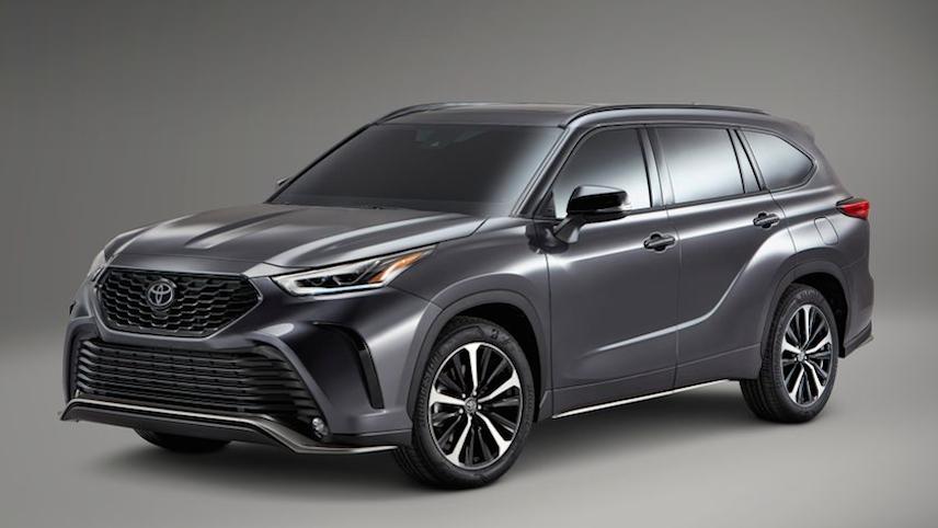 2021 Toyota Highlander (Toyota)