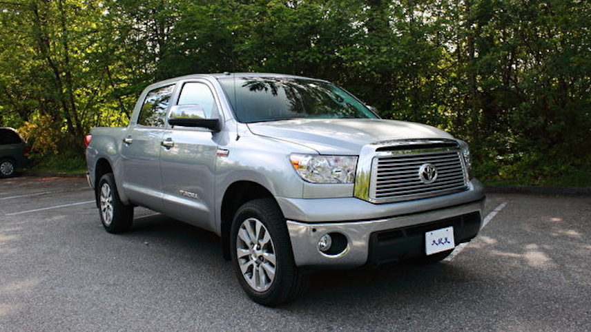 Toyota Tundra (Ao Li / The Epoch Times)