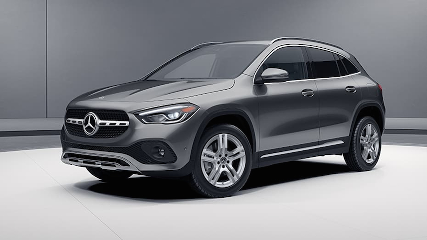 2021 Mercedes-Benz GLA (Mercedes-Benz)