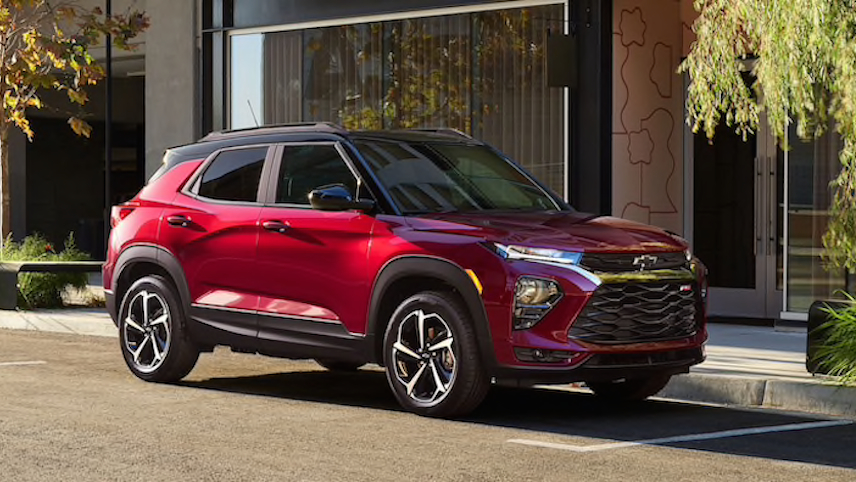 2021 Chevrolet Trailblazer (Chevrolet)