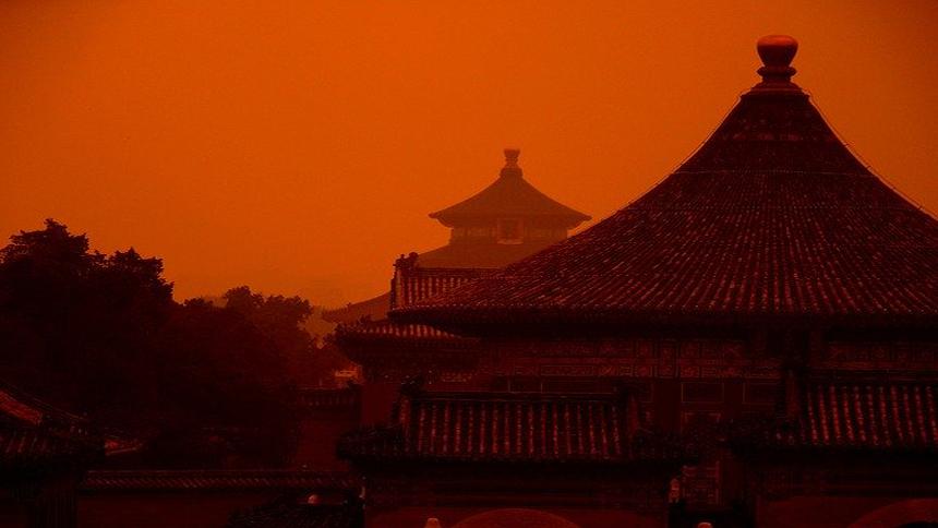 红朝末日,图为北京(pixabay)