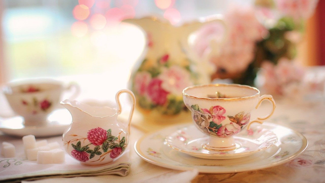 afternoon tea(pixabay)