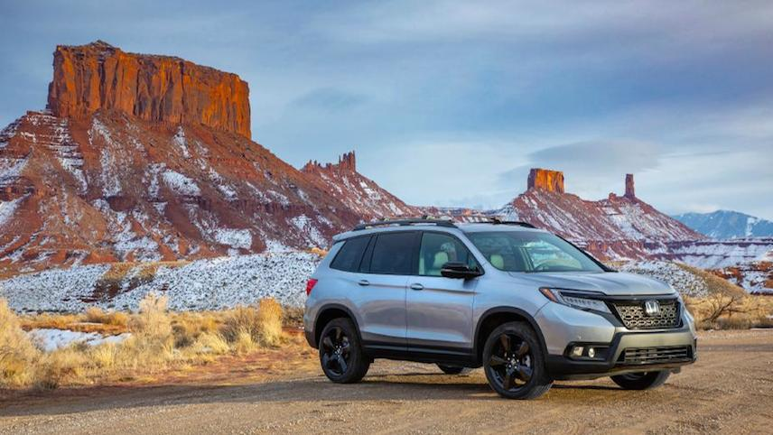2021Honda Passport (Honda)