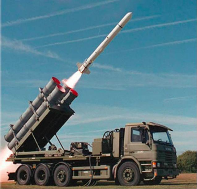 美国国务院批准售台鱼叉飞弹